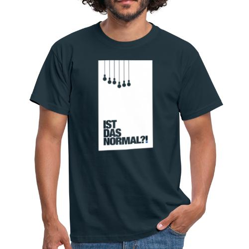 jungsfragen: Ist das normal?! (2018) - Männer T-Shirt