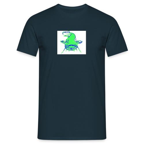 Wels Logo - Männer T-Shirt
