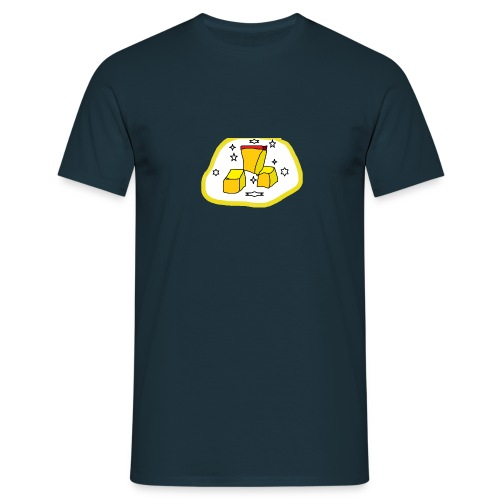 The Golden Dong - Men's T-Shirt