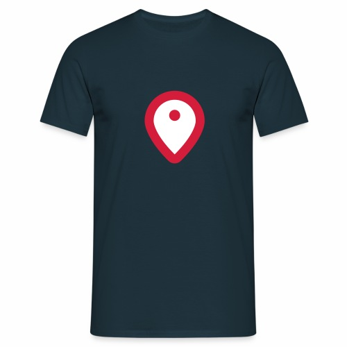 GeoGuessr Pin - Men's T-Shirt