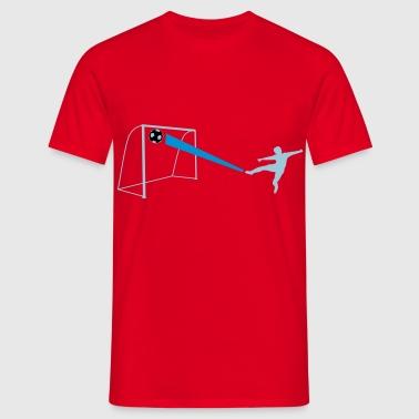 mål - T-skjorte for menn