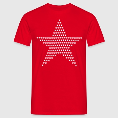 Estrella de las estrellas  - Camiseta hombre