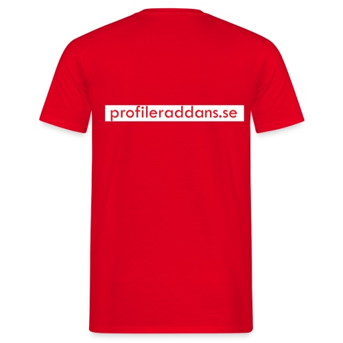 profileraddans.se - T-shirt herr
