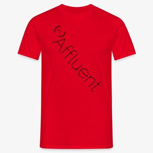 Affluent Twisted T Shirt - Men's T-Shirt