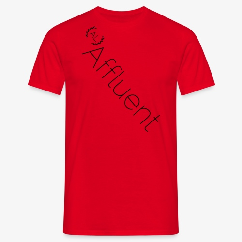 Affluent Twisted T Shirt - Men's T-Shirt