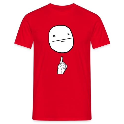 Ontwerp Maaktmeniks - Mannen T-shirt