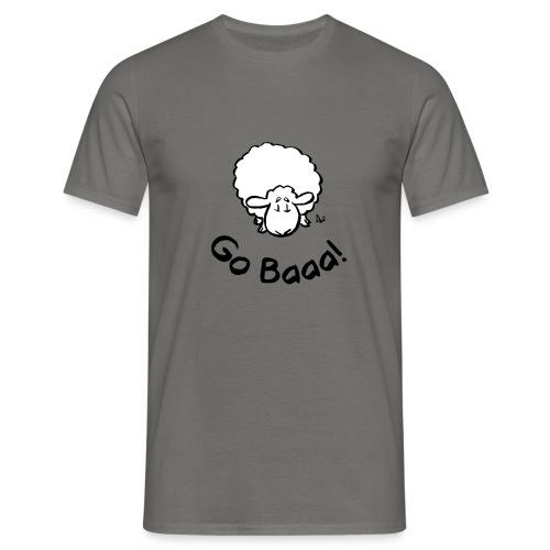 Sheep Go Baaa! - Men's T-Shirt