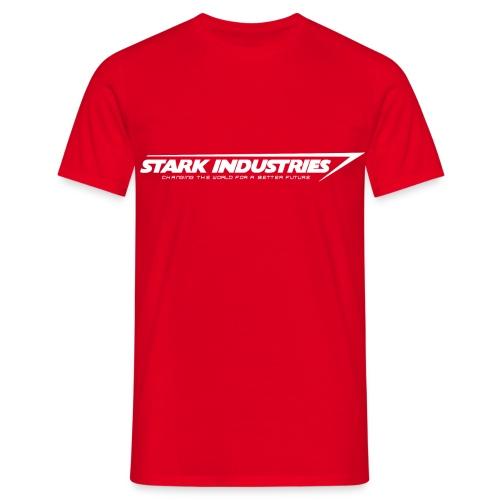 Industries - Maglietta da uomo