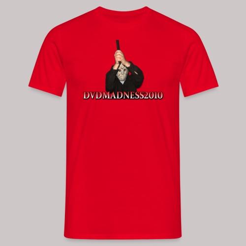 DVD Madness - Männer T-Shirt