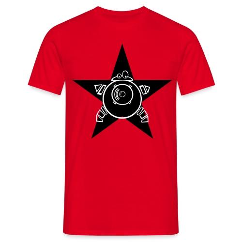 20201011 MonstersStarA - Männer T-Shirt