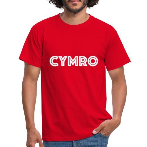 Cymro - Men's T-Shirt