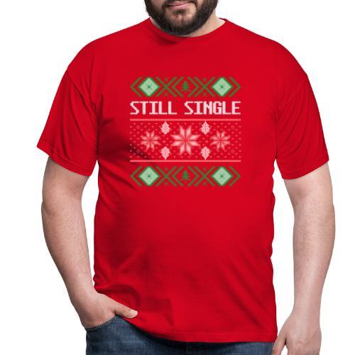 Morsom julegenser - T-skjorte for menn