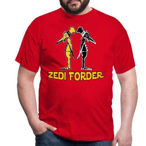 ZFshirts twins - Men's T-Shirt