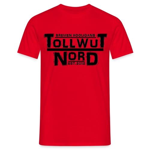 bremen hools weiss - Männer T-Shirt