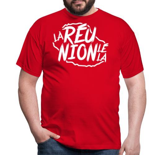 La réunion lé la - T-shirt Homme