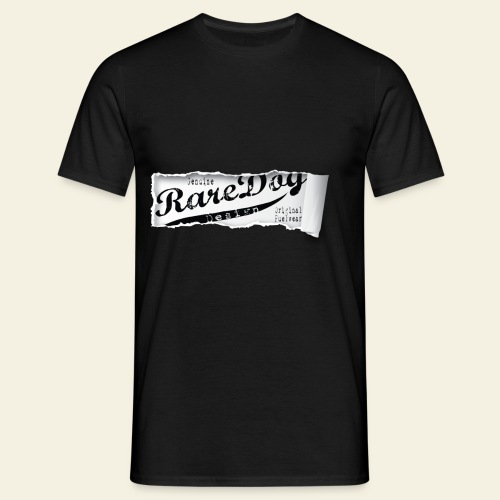 ripped paper - Herre-T-shirt