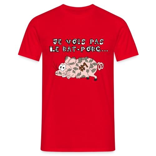 ratporc - T-shirt Homme