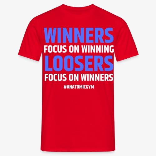 WINNERS FOCUS ON WINNING - T-shirt Homme