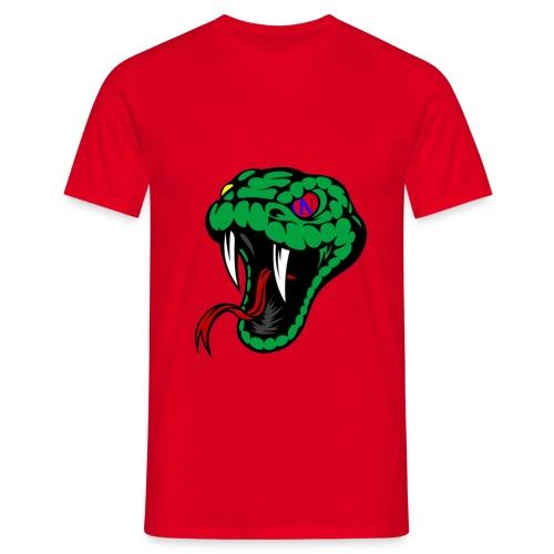 Snake collection - Maglietta da uomo