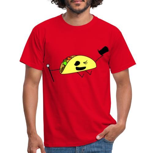 Fancy Taco - T-shirt herr