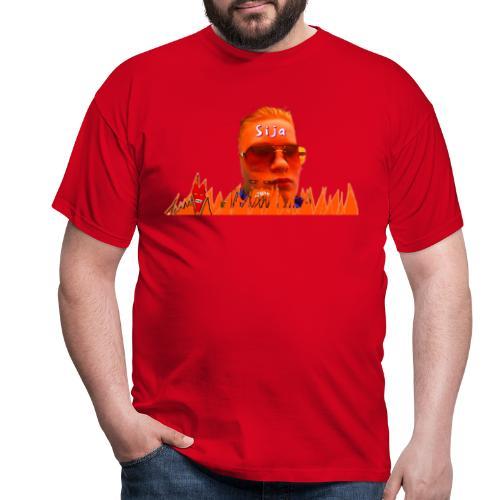 Mit Youtube logo - Herre-T-shirt
