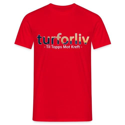 tiltopps - T-skjorte for menn