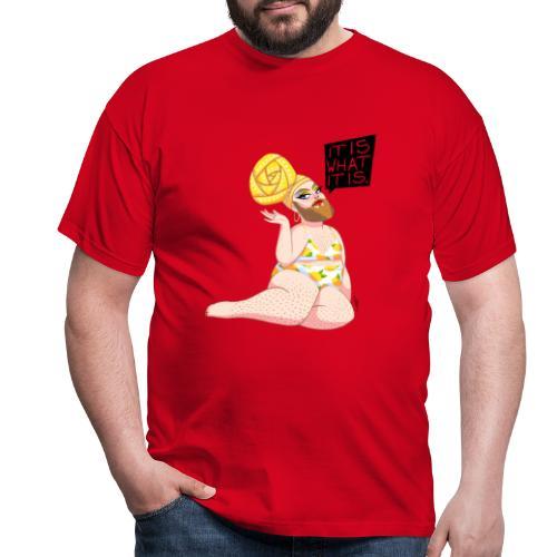 Brynhildr, It is what it is - Herre-T-shirt