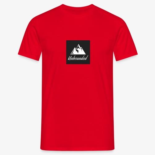 logo black - Men's T-Shirt