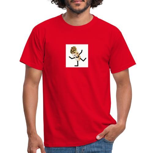 djzeptic merch - T-shirt herr