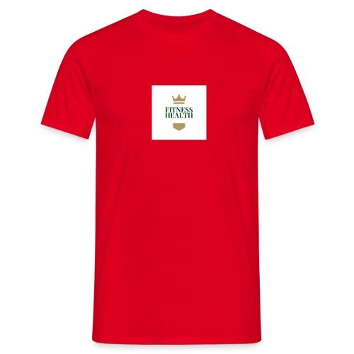 Fitness - T-shirt herr