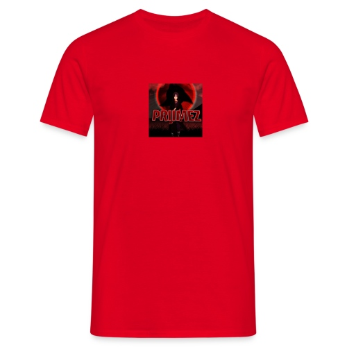 eX PriiMeZ FanShop! - Männer T-Shirt
