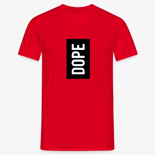 dope letter - Camiseta hombre