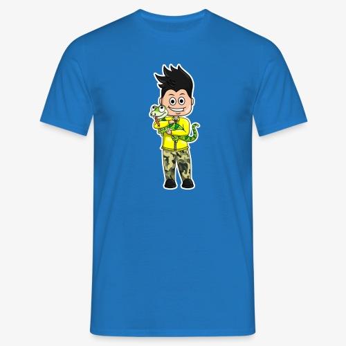 Tomu och ödlan - T-shirt herr