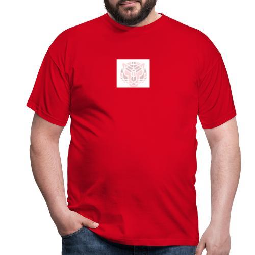 Tiger fra jungle - Herre-T-shirt
