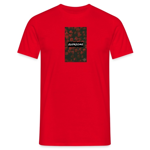 zup - T-shirt herr