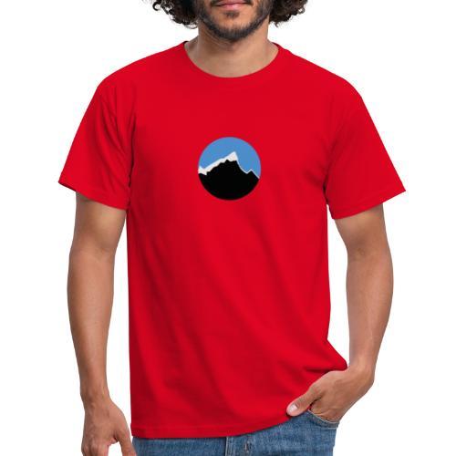 FjellTid - T-skjorte for menn