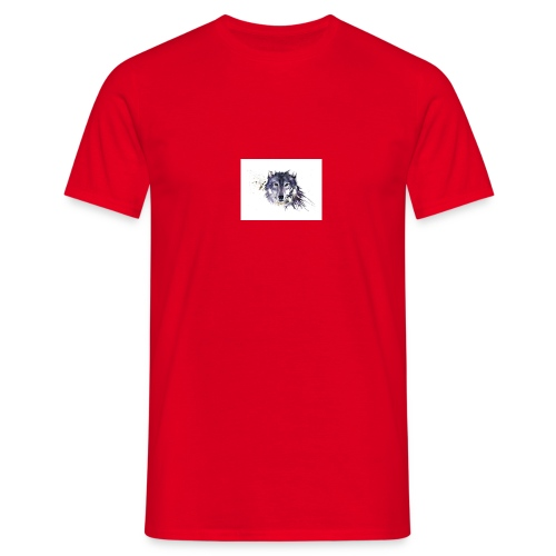 Wolf Design - Men's T-Shirt