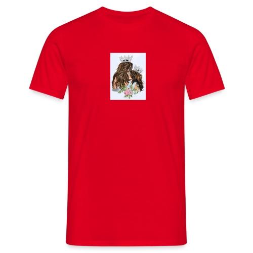 QUEEN AND PRINCESS - Camiseta hombre