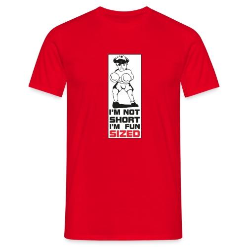 short man png - T-shirt Homme