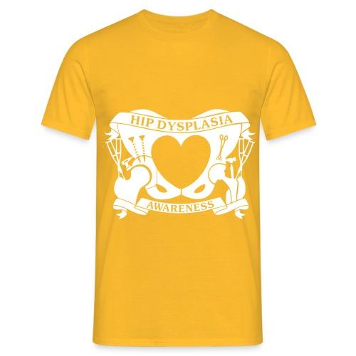 Hip Dysplasia Awareness - Men's T-Shirt