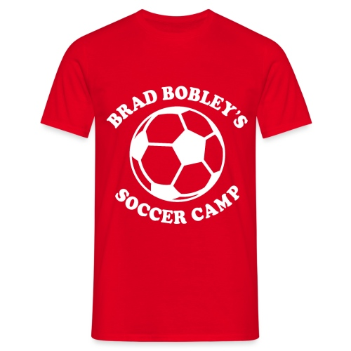 Soccer Camp Logo No Initial - Men's T-Shirt
