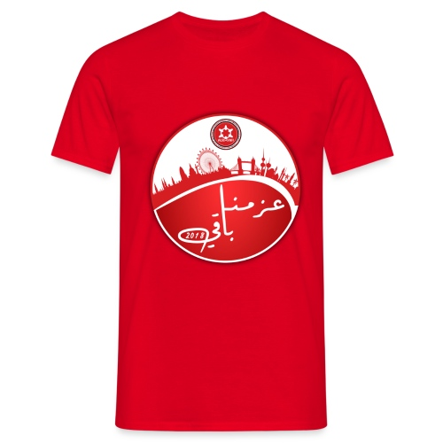'Azmna Ba8i - AlRayah - Men's T-Shirt
