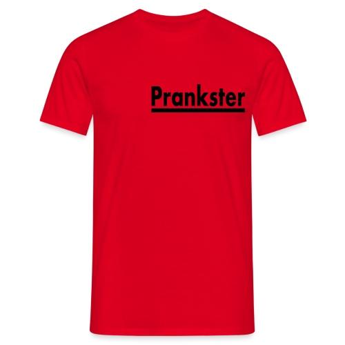 prankster komiker youtube - Männer T-Shirt