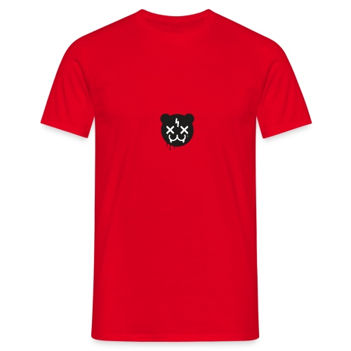 Grafitti BAER! - Männer T-Shirt