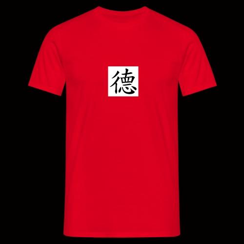 moral - T-shirt herr