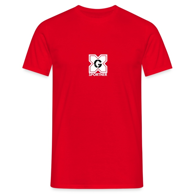 Logo GX SPORTNER blanc