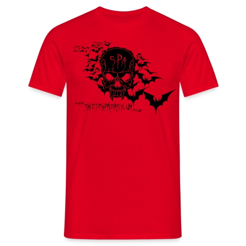 skulls - Men's T-Shirt