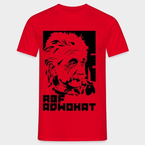 ADWOKAT LOGO - Männer T-Shirt