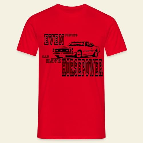 68 camaro - Herre-T-shirt