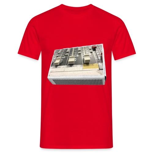 match mix contrast 1 - Männer T-Shirt